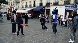 Download STREET BATTLE Les Twins VS. Bones The Machine+Pee Fly VS. Laura+Boubou | YAK FILMS Video