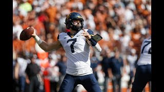 Download Will Grier Throws Game-Winning Touchdown Against Texas Video