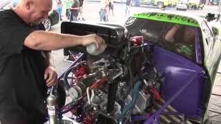 Download WORLDS FASTEST BLOWER CAR - Frankie Taylor 5.47@263mph Video