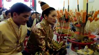 Download Lao wedding (Luangphrabang Laos) 2012 Video