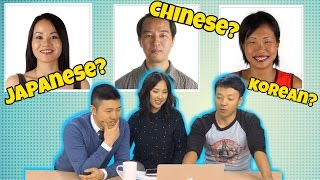 Download How To Tell Chinese, Koreans and Japanese Apart Video
