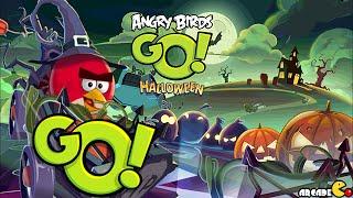 Download Angry Birds Go! - NEW HALLOWEEN SPOOKY KART UNLOCKED! Video