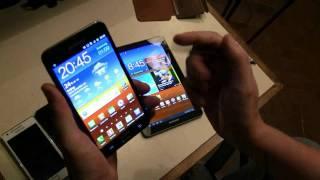 Download Samsung Galaxy Note vs Galaxy S2 4G vs Galaxy Tab 7.7 vs Galaxy S2 Video