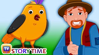 Download Birds & Hunter - Bedtime Stories for Kids in English | ChuChu TV Storytime Video