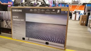 Download Samsung 65″ 4k UHD MU8000 unboxing Video
