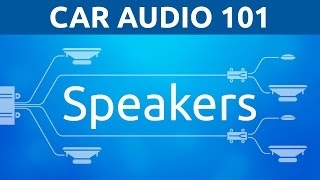 Download Speakers: General | Car Audio 101 Video