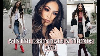 Download WINTER FASHION WARDROBE ESSENTIALS & TRENDS 2017-2018: AFFORDABLE TRENDS TO FOLLOW Video