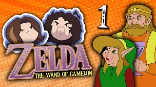 Download Zelda The Wand of Gamelon: Best Zelda Game - PART 1 - Game Grumps Video