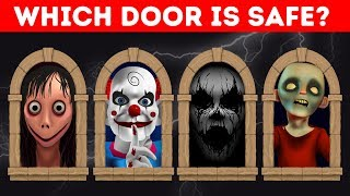 Download Don't choose the wrong door! 9 Riddles That'll Kick Your Brain Video