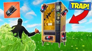 Download Vending Machine C4 *TROLL* In Fortnite Battle Royale! Video