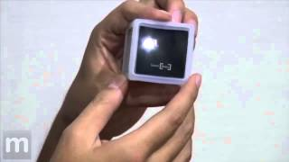 Download Smallest LED Projector-Hands On Video