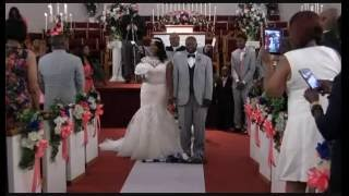 Download Jumping The Broom Wedding Ceremony - Takika and Kevin Video