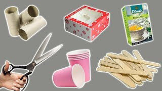Download 5 Recycling Ideas You Must Try| Best Out of Waste #3 Video