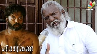 Download Visaranai Writer: Censor board tried to force cuts in Movie | Auto Driver Chandrakumar | Lock up Video