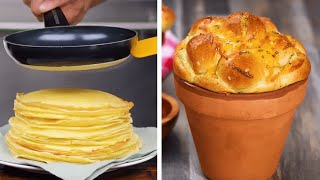 Download 11 Unusual yet Delicious Ways to Cook Food! | Creative, Unconventional Cooking Hacks by Blossom Video