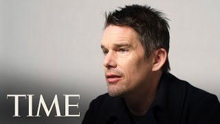 Download Ethan Hawke On Why Being Pretentious Is Okay | TIME Video
