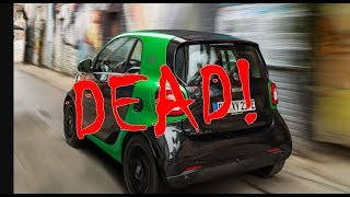 Download Smart car is officially DEAD! Video