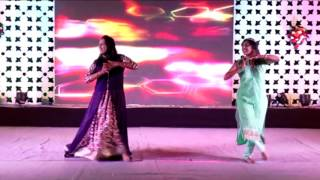 Download Sisters give a dance tribute to Bride on sangeet [Part 2] Video