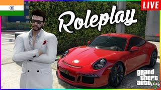 Download PORSCHE 911R | GTA 5 LEGACY ROLE PLAY INDIA | Sponsor @ Rs.59 Video