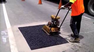 Download Ultracrete Instant Road Repair in Malaysia Summer 2013 Video