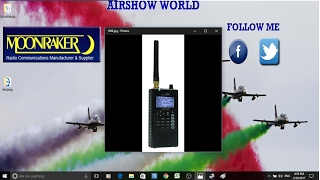 Download Whistler Handheld Scanners Tutorials - AIRSHOW WORLD Video