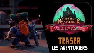 Download Teaser - Le Donjon de Naheulbeuk - L'Amulette du Desordre - Les Aventuriers Video