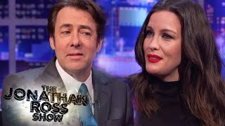 Download How Liv Tyler Discovered Her Real Father - The Jonathan Ross Show Video