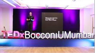 Download Can we really avoid self-destruction?   Raul Rodriguez   TEDxBocconiUMumbai Video