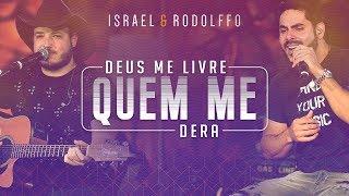 Download Israel e Rodolffo - Deus Me Livre Quem Me Dera (Onde a Saudade Mora) [Vídeo Oficial] Video