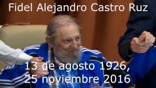 Download Fidel Castro ha fallecido, Video
