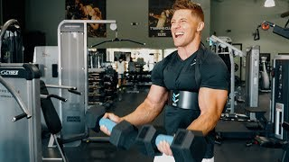 Download I'm Back with an Arm Blaster - Monday Trainer Edition Video