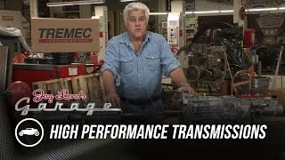Download High Performance Transmissions - Jay Leno's Garage Video