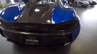 Download 2018 McLaren 570S Spider Video