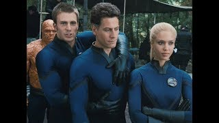 Download Fantastic Four and the Military Video
