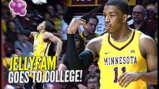 Download JELLY FAM Goes To COLLEGE! Isaiah Washington Full Highlights, Pregame Routine at Minnesota! Video