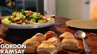 Download Ploughman's Lunch with Beer Soaked Bread   Gordon Ramsay Video