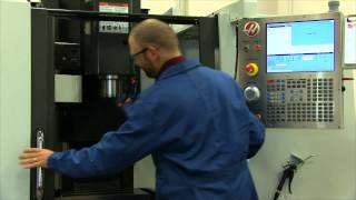Download HAAS CNC Vertical Mill Part Set-up Tutorial Video