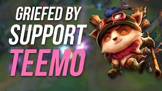 Download Imaqtpie - GRIEFED BY SUPPORT TEEMO ft.IWDominate Video