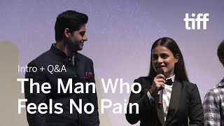 Download THE MAN WHO FEELS NO PAIN Cast and Crew Q&A | TIFF 2018 Video