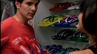 Download Comercial Havaianas - Closet (Daniel de Oliveira e Vanessa Giacomo) Video