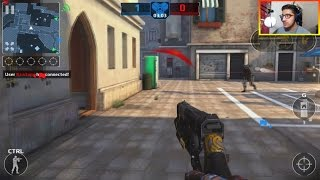 Download Modern Combat 5 PC - ″JUDGEMENT″ T8 Pistol Full Gameplay - LIVE!#28 Video