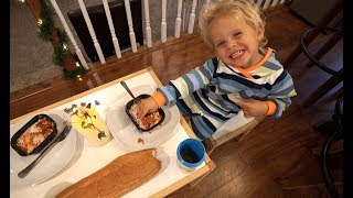Download 3 Year Old Tydus MAKES DINNER FOR A GIRL!! Video