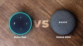 Download Google Home Mini vs Amazon Echo Dot: Which One To Buy? Video