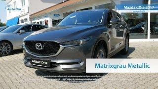 Download Mazda CX-5 2017 Matrixgrau Metallic 4k (UHD) Video