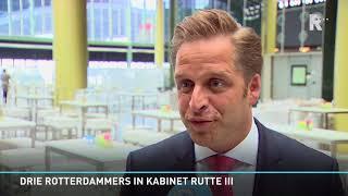 Download Rotterdammer Hugo de Jonge vicepremier in Rutte III Video