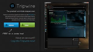 Download EVE Online: How to Use Tripwire for Wormhole Mapping Video