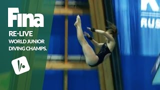 Download Re-Live - Day 6 Preliminary - FINA World Junior Diving Championships 2016 - Kazan (RUS) Video
