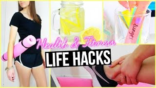 Download Health & Fitness Life Hacks! Video