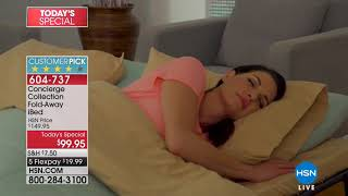 Download HSN | Concierge Collection Bedding 08.14.2018 - 10 AM Video