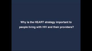 Download HEART Strategy for HIV Treatment Video